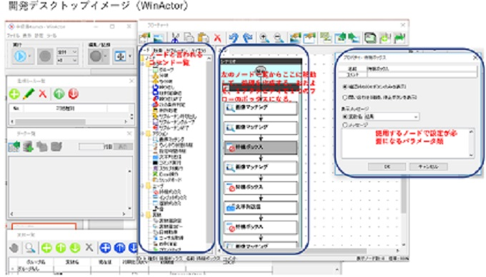 WinActor画面